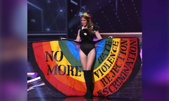 Política y belleza, los mensajes del Miss Universo 2021