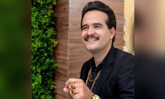 David Zahan, de imitar a Frankie Ruiz a crear sus propias canciones