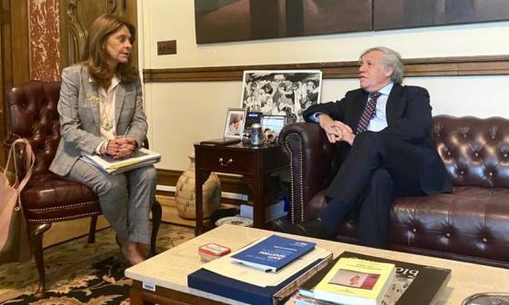 Gobierno, por ahora, dice no a visita de misión de OEA y CIDH al país