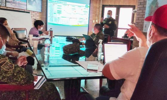 Anuncian plan de intervención para frenar los homicidios en Sucre