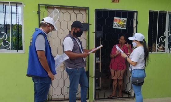 Inconformidad con el proyecto 'Casa Digna, Vida Digna' en Soledad