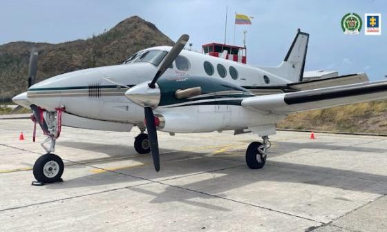 A la cárcel tripulación de aeronave asociada a esposo de Alejandra Azcarate