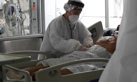 Casos de coronavirus en Colombia del 27 de mayo de 2021