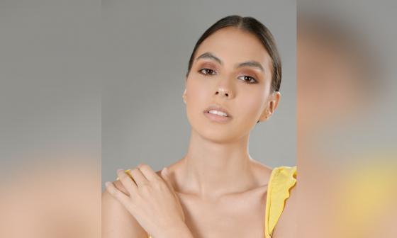 Valentina Roberto, entre los números y el 'glamour' de las pasarelas