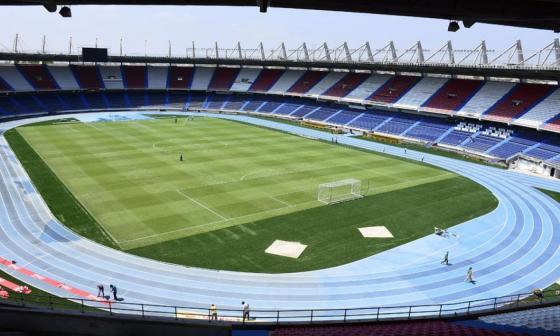 Aprueban presencia de público en el 'Metro' para juego de Colombia