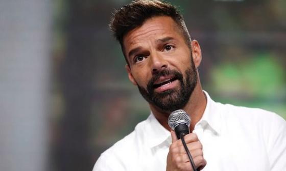 """""""La sexualidad no es blanco y negro, está llena de colores"""": Ricky Martin"""