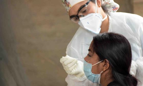 Coronavirus en colombia del 9 de junio de 2021