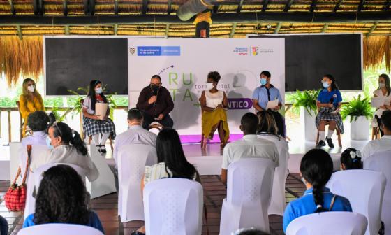 Desde Baranoa, Minciencia abre convocatoria para niños y jóvenes