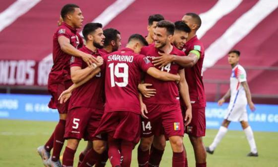 Cinco jugadores de Venezuela dan positivo para covid en su llegada a Brasil