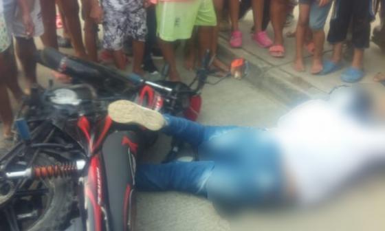 Presunto responsable del asesinato de un extranjero es procesado en Montería