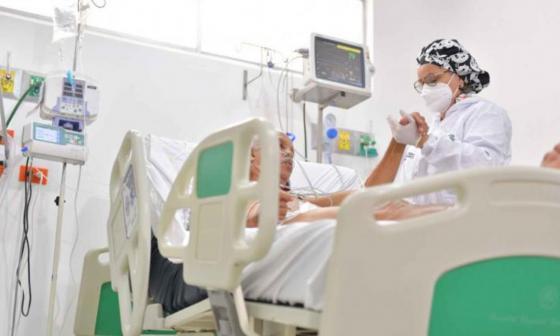 Ocupación de camas uci bajó a 82% en Valledupar