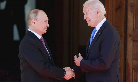 Putin, Biden y una oportunidad de pulir las relaciones