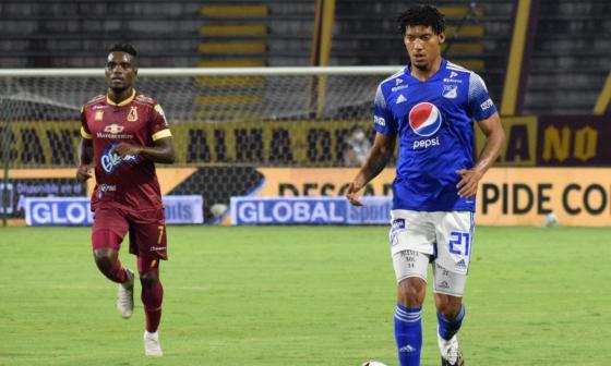 Deportes Tolima vs. Millonarios