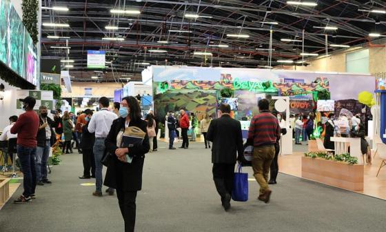 Vitrina Turística de Anato superó los 10.500 visitantes profesionales
