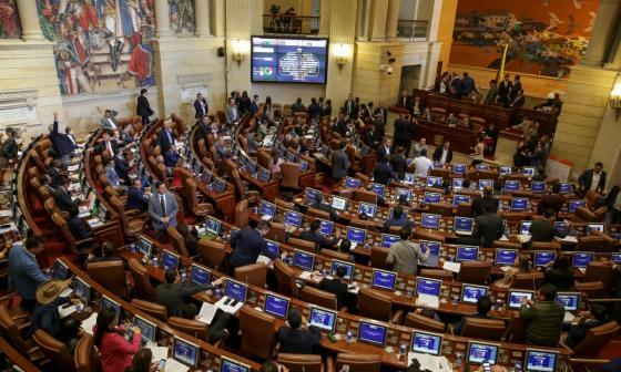 Gobierno nacional convoca al Congreso a sesiones extraordinarias