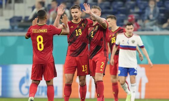 Bélgica espera rival en los octavos del torneo