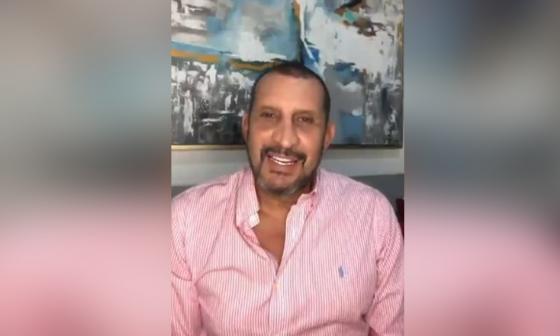 La polémica del 'Flaco' Solórzano por cuenta de restaurante en playa de Santa Marta