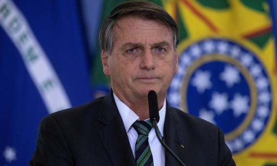 Bolsonaro insultó a periodistas que le preguntaron por los 500 mil muertos por covid