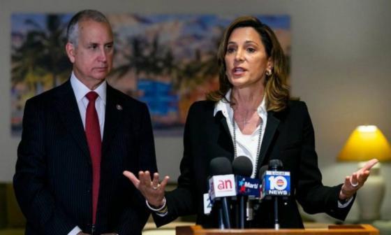 Congresistas de Florida presentan resolución de apoyo para Colombia