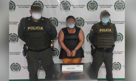 Capturan a una mujer por asesinar a un perro con un cuchillo en Montería