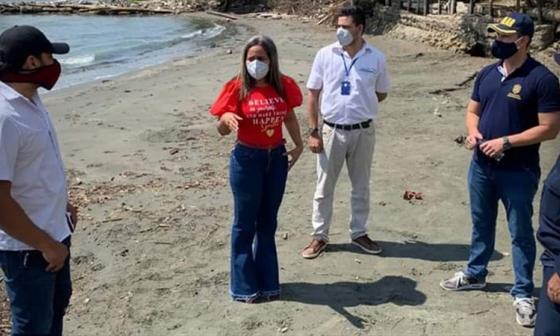En Córdoba rescatan a náufragos originarios de Bangladés