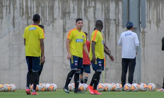 Fabián Ángel puso en duda su futuro en Junior