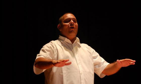 Con cuentos divertidos, Pedro López se presentará este viernes