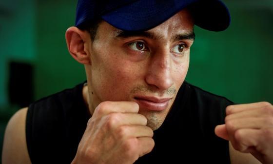 'La Sombra' Castillo vio la luz con el boxeo