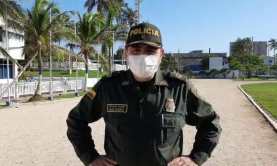 La Policía busca a los autores del robo a la agrupación de Jean Carlos Centeno