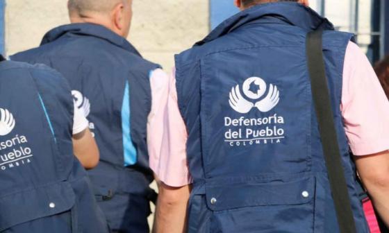 Defensoría rechaza abuso sexual a menor en medio de protestas en Medellín
