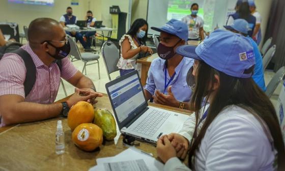 Finaliza estrategia de asistencia para familias desplazadas en Córdoba