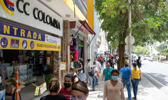 EPS piden aislamiento general en zonas más afectadas por la covid-19