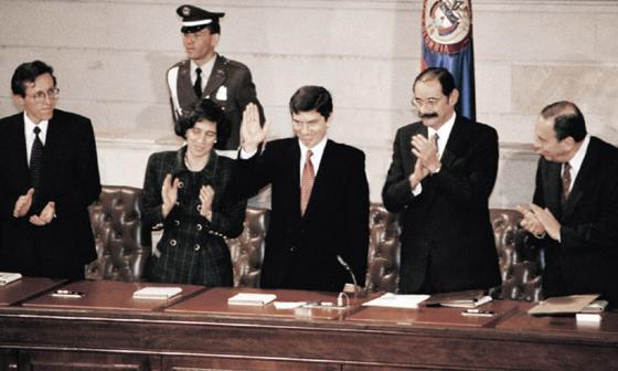 La Constitución de 1991: un preámbulo para la paz en Colombia