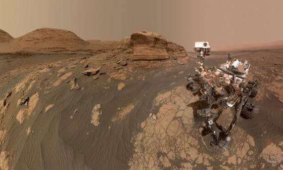Hace 3,500 millones de años Marte reunía las condiciones para albergar vida