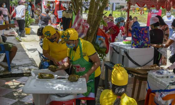 Balance del Festival del Pastel en Pital de Megua