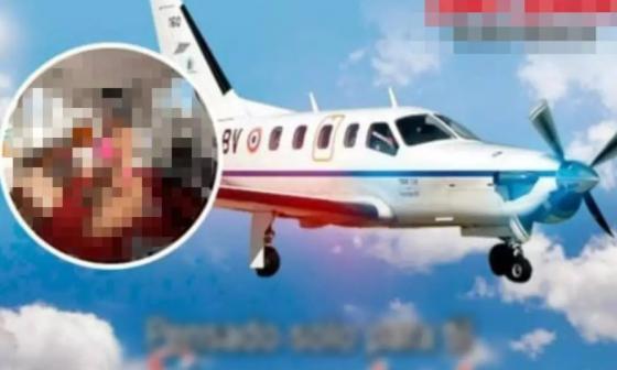 Polémica por servicios sexuales en vuelos privados en Medellín