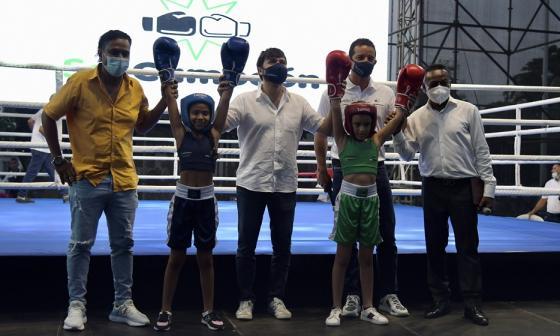 El boxeo se levanta de la lona con 'Soy Campeón'