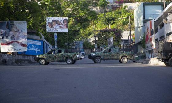 Colombia estudia envío de misión humanitaria a Haití