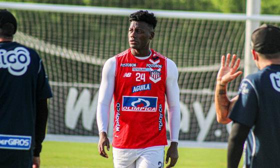 Libertad vs. Junior se enfrentan en Asunción por la Copa Sudamericana