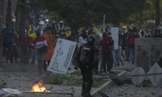 Defensoría del Pueblo entrega balance de heridos en marchas del 20 de julio