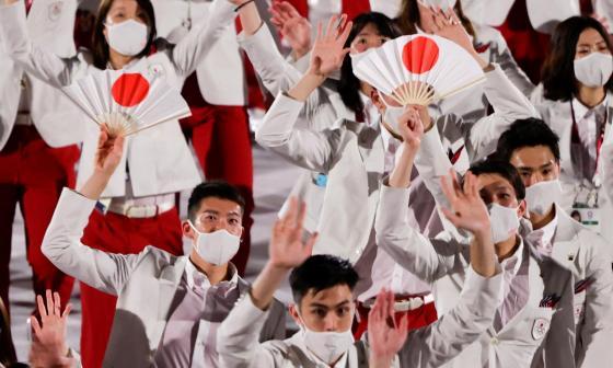 Discurso de inclusión en los Juegos Olímpicos de Tokio
