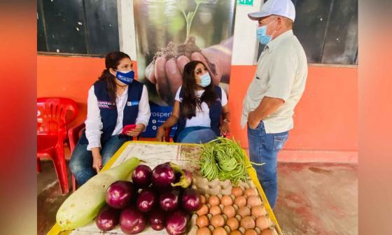 Prosperidad Social garantiza alimentación para hogares en Córdoba