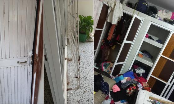Hombres roban en casa de ganadero y amenazan con asesinar a uno de sus hijos