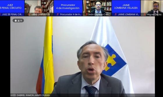 Fiscalía arranca solicitud de preclusión del proceso contra Uribe