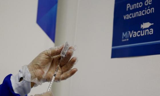 Capitales sufren escasez de vacunas anti covid-19