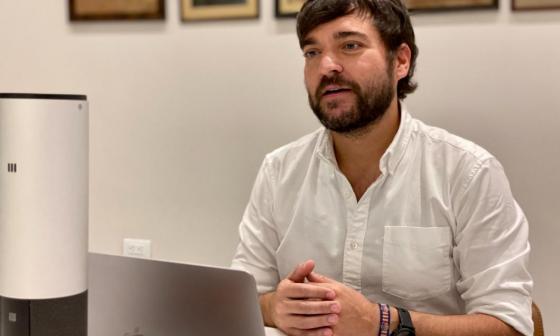 El alcalde Jaime Pumarejo reportó que detuvieron once personas tras ataque al edificio de la Alcaldía
