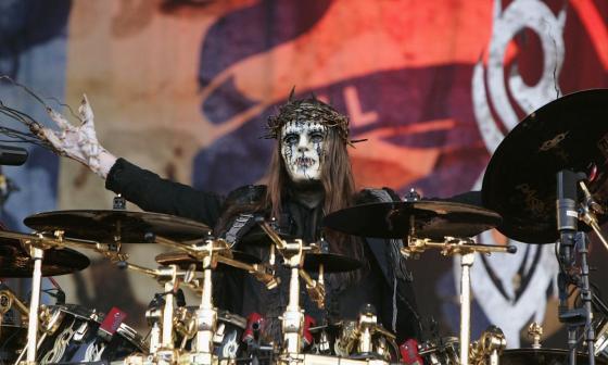 muere Joey Jordison, líder de la banda Slipknot
