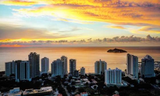 Con Fiesta del Mar, Santa Marta celebra los 496 años de su fundación