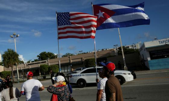 EE. UU. sanciona a Policía Nacional de Cuba y prepara medidas sobre internet