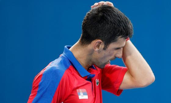 Djokovic cayó ante Carreño y perdió el bronce en Tokio